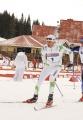 Дуатлон 3.04.07 Александр Легков на коньковом отрезке дистанции