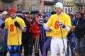 Николай Морилов и Евгений Дементьев - последние секунды перед стартом финального забега