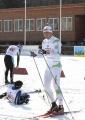 Максим Булгаков на финише первого этапа