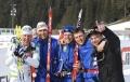 Эстафета 5.04.07 Югорские лыжники - лучшие в России!