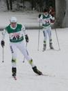 Ульяна Черепанова (№49) и Наталья Проскурякова (№34)