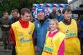Евгений Дементьев и работники Газпрома