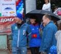 Евгений Дементьев с женой Екатериной
