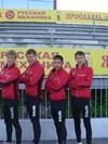 Сборная ХМАО юноши 92-93