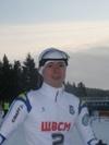 победитель спринта Салемзянов Денис (Советский)