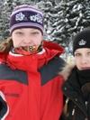 Лидия Неб и Зольгникова Анастасия