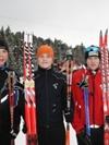 победители эстафеты у юношей - г. Ханты-Мансийск