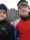 Васильков Александр и Николаев Евгений