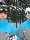 Булычев Анатолий (Советский) и Мартовский Артём (Сургут)