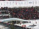 Финишный мостик стадиона в Холменколлене