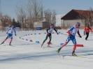 Сергей Устюгов (№1) в полуфинале спринта свободным стилем